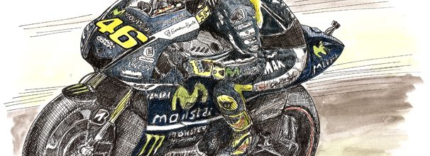 Valentino Rossi commission