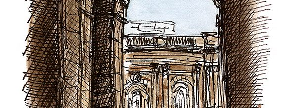WhereArtI : 18 April 2016 : Edinburgh