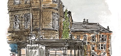 WhereArtI : 23rd May 2016 : Edinburgh