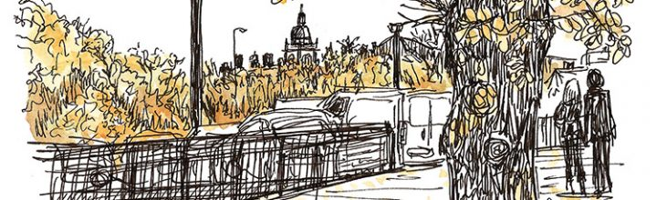 WhereArtI : 31st October 2016 : Edinburgh