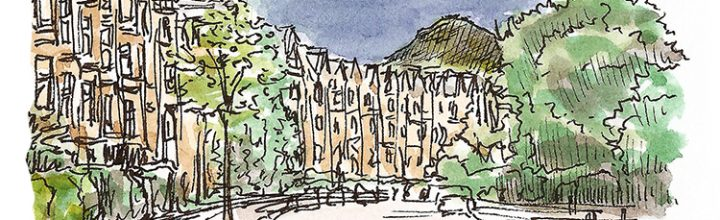 WhereArtI : 21st November 2016 : Edinburgh