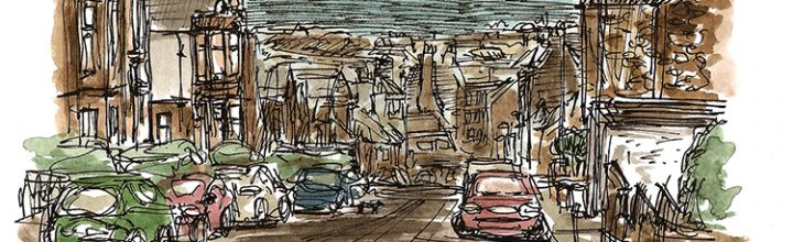 WhereArtI : 23rd January 2017 : Edinburgh