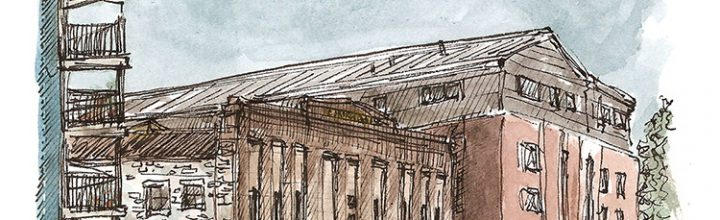 WhereArtI : 22nd May : Edinburgh
