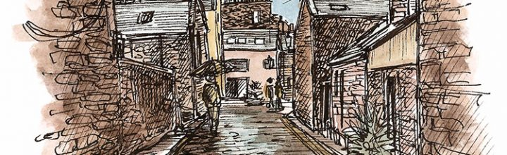 WhereArtI : 14th August : Edinburgh
