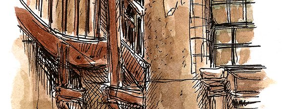 WhereArtI : 9th October : Edinburgh