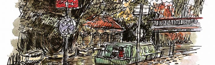 WhereArtI 16th October : Autumn Colours in Edinburgh