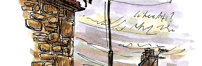 WhereArtI 30th October : Where in Edinburgh am I?