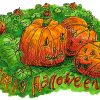 Have a colourful happy Halloween