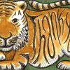Draw inspiration from your inner tiger for this art challenge from the Tailor Ed Foundation
