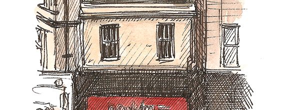 WhereArtI Edinburgh : 15th January