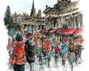 Edinburgh's Christmas markets are in full swing