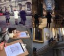 My first sketch tour of 2019 was along the Royal Mile