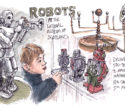 Robots take over the museum