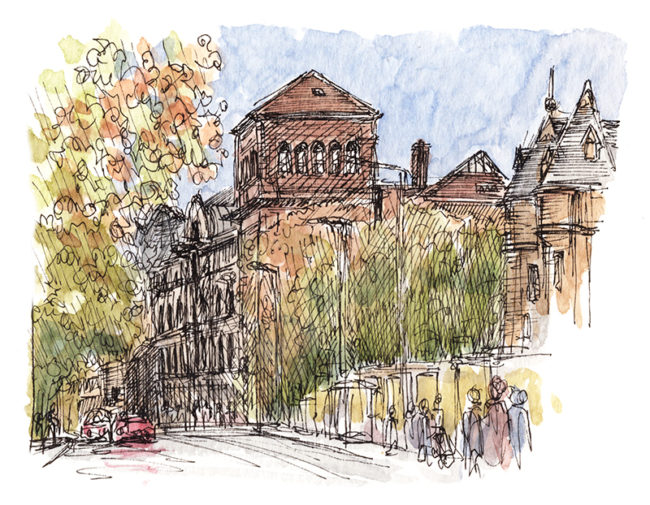 WhereArtI Edinburgh? | Edinburgh Sketcher