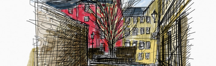WhereArtI this week Edinburgh?