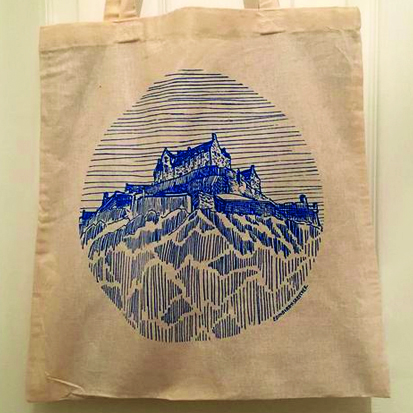 This image has an empty alt attribute; its file name is CastleBag-blue.jpg