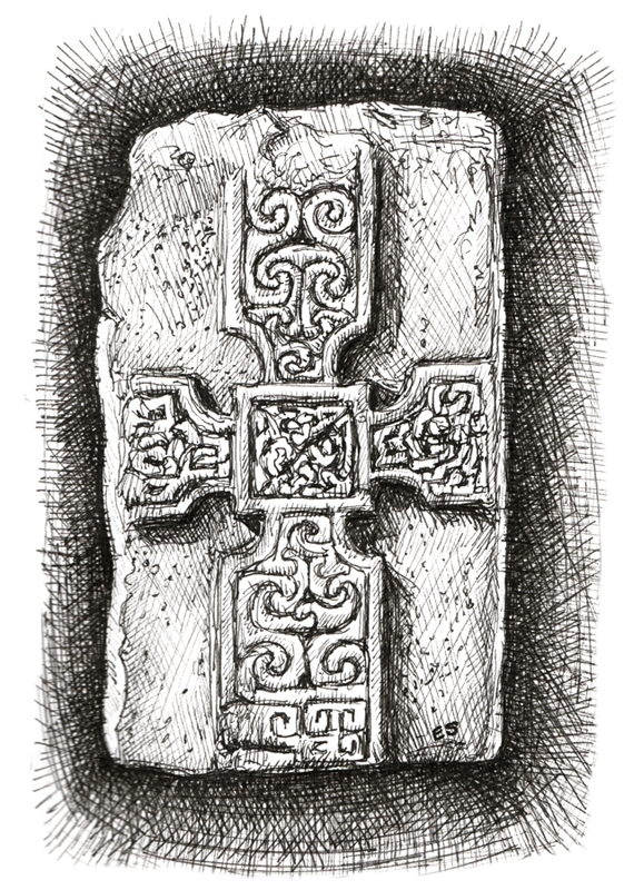 Celts_Sandstone Cross