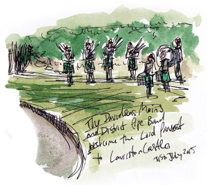LauristonGardenParty_PipeBand