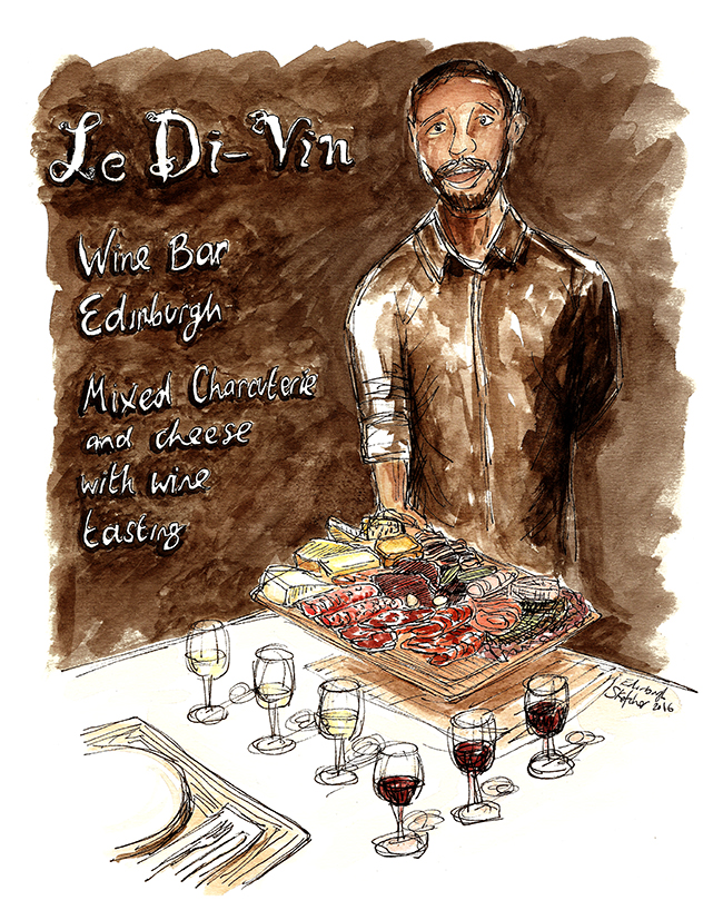 LeDiVin_food and wine