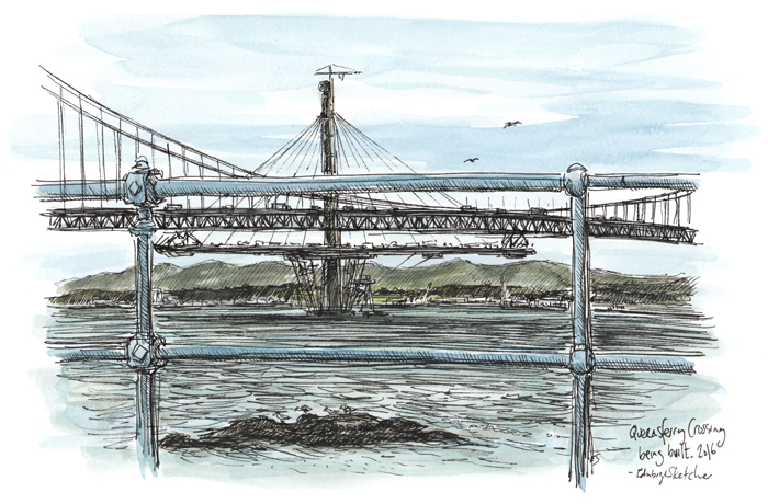 QueensferryCrossing_BeingBuilt