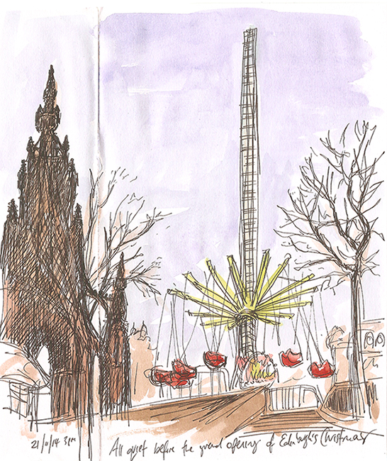 StarGazer_ScottMonument