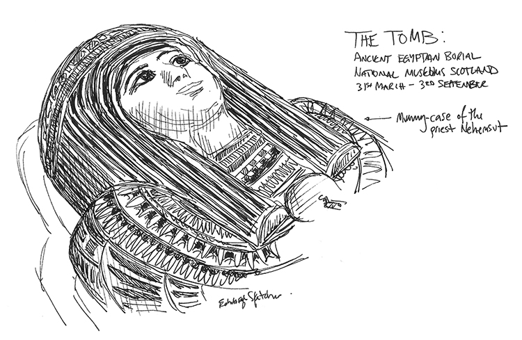 TheTomb mummy-case
